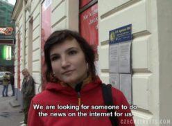 Czech Streets 18 – Petra full porn