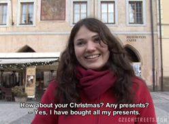 Czech Streets 20 – Petra full porn