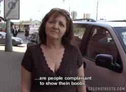 Czech Streets 25 – Jana full porn